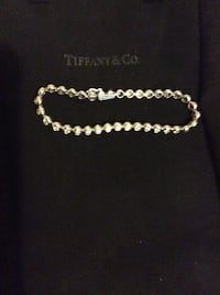 Tiffany & Co. 1.97 Ct. Diamond Platinum Bracelet  Henderson, 89074