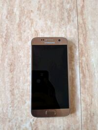 gold Samsung Galaxy Android smartphone Kitchener, N2A 3T5