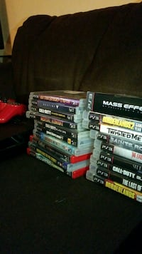 Ps3/ Controller/ and Games Arlington, 22204