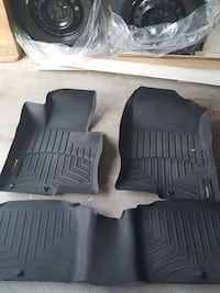 Kia optima custom floor mat