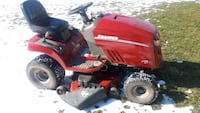 Snapper Lawn Tractor