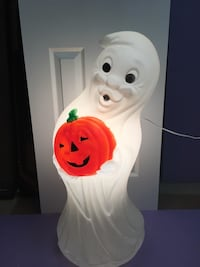 Plastic Halloween Blow Mold Ghost Lawn Decor Decoration Pumpkin Manassas, 20112