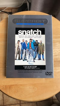 Snatch DVD Movie Laurel
