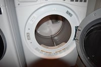 LG Washer and Dryer Set w/5 year Best Buy Warranty null