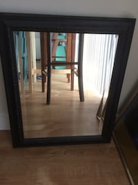 Black framed Mirror Dallas, 75214