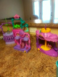 3 My Little Pony Playsets Knoxville, 37912