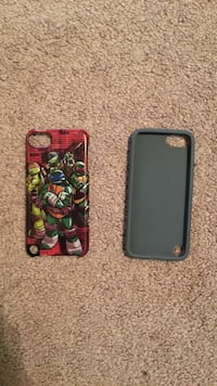 Two cases for iPod 5