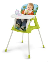 baby trainer fisher price 4in1 Treviglio