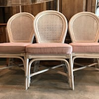 Jessica dining chairs 4 available  Miami, 33138