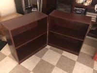 Small Bookcases (2) Davis, 95616