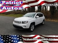 Jeep Compass 2016 BAD CREDIT? DON'T SWEAT IT! Baltimore
