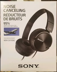 Sony noise canceling with high bass model Mississauga, L4Z 3H6