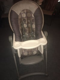 (Partially Used) Eddy Bauer High Chair Toronto, M9M 2Z9