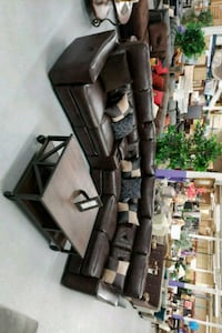 New power recliner sectional on sale  Toronto, M9W 1P6
