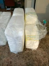 55 pampers diapers