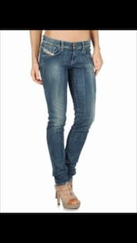 Diesel Getlegg 088C Denim Jeans  Rockville, 20852