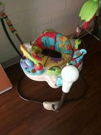 baby's white and green jumperoo Tucson, 85719