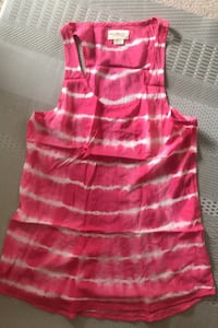 Tied dyed tank top from Ralph Lauren