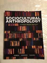 Socio Cultural Anthropology book