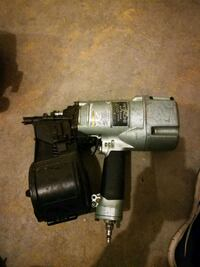 gray and black Porter Cable nailer Barrie