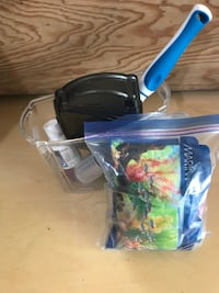 Fish tank and accessories  Mississauga, L5N 7G1