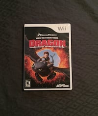 How To Train Your Dragon Wii Game Toronto, M3C