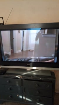 black and silver Philips flat screen TV Belle Glade, 33430