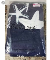 Thirty one Navy star fish towel Welland, L3B 1H3