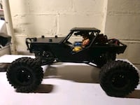 1/10 Axial wraith 4x4 lots of upgrades Baltimore, 21229