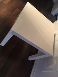 rectangular white wooden coffee table Oakville, L6H 0K1