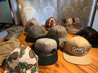 Hats , Flat Billed Gresham, 97080