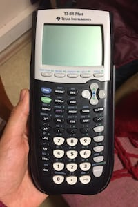 Texas Instruments TI 84 Plus Hesap Makinesi