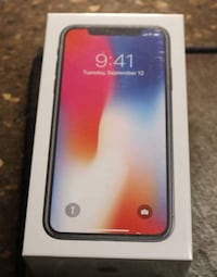 Iphone x nuovo imballato