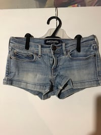 Abercrombie jeans shorts sz 8 girls  Arlington Heights, 60004
