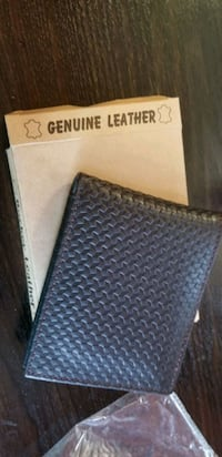 Leather wallet  Sterling, 20165