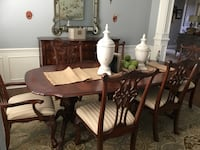Used Broyhill 100th Anniversary Collection Dining Room