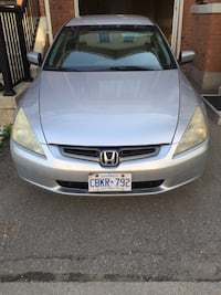 2003 Honda Accord Hamilton