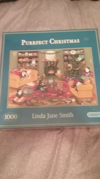 Purrfect christmas puzzle Timberville, 22853