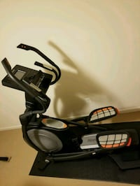 black elliptical trainer NordicTrack  Germantown, 20876