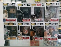 Star Wars Funko Pop Lot of 8  Indianapolis, 46113
