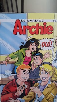 Archie comic book