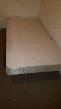 Box Spring and Bed frame  Tempe, 85281