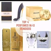 Perfumes Seville
