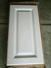 Cabinet doors thermofoil 22.5X 11.5