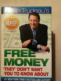 Free Money book by Kevin Trudeau Columbus, 43227