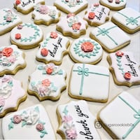 Custom sugar cookies Oakville