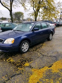 Ford - Five Hundred - 2005 Milwaukee