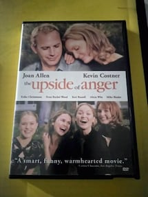 The Upside of Anger DVD Movie!
