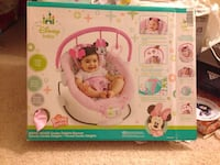 Bright Starts Disney Baby bouncer box