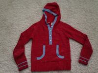 Unionbay Girl's Knit Top with Hood, size M Manassas, 20112